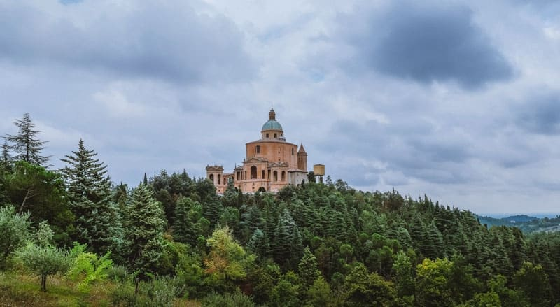 San Luca - Hiking the Path of Gods, Italy - Intrepid Escape