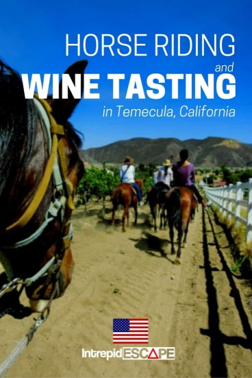 Horse Riding Temecula