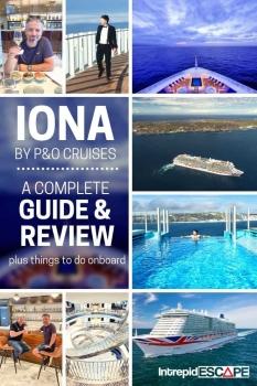 Iona P&O Cruises Guide & Review