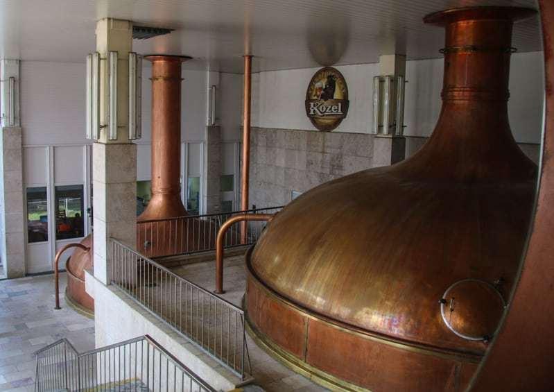 Kozel Brewery - Velké Popovice