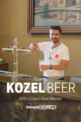 Kozel Brewery