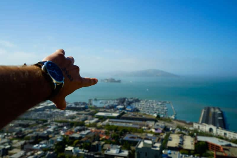 San Francisco - Trek America