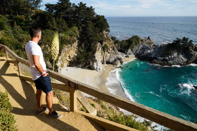 California - Trek America
