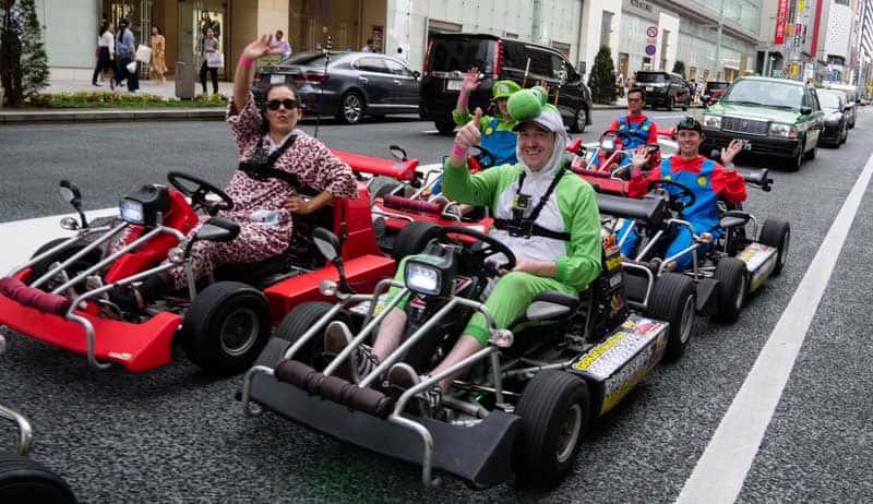 mario kart tokyo us drivers license