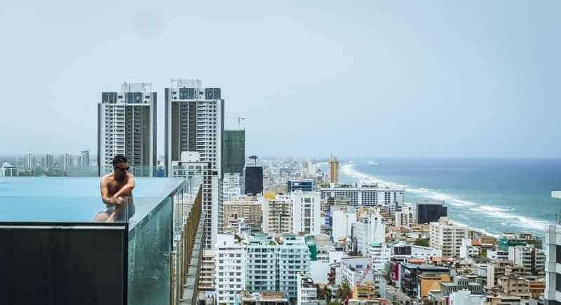 Movenpick Colombo Sri Lanka - Intrepid Escape-10