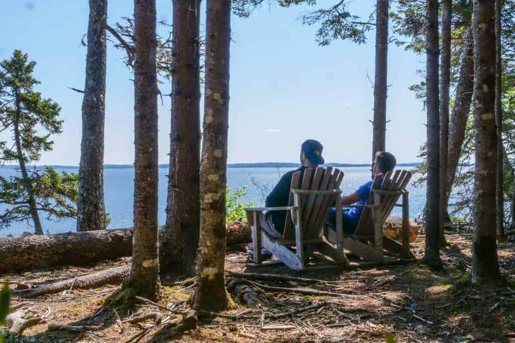 New Brunswick Road Trip - Ministers Island