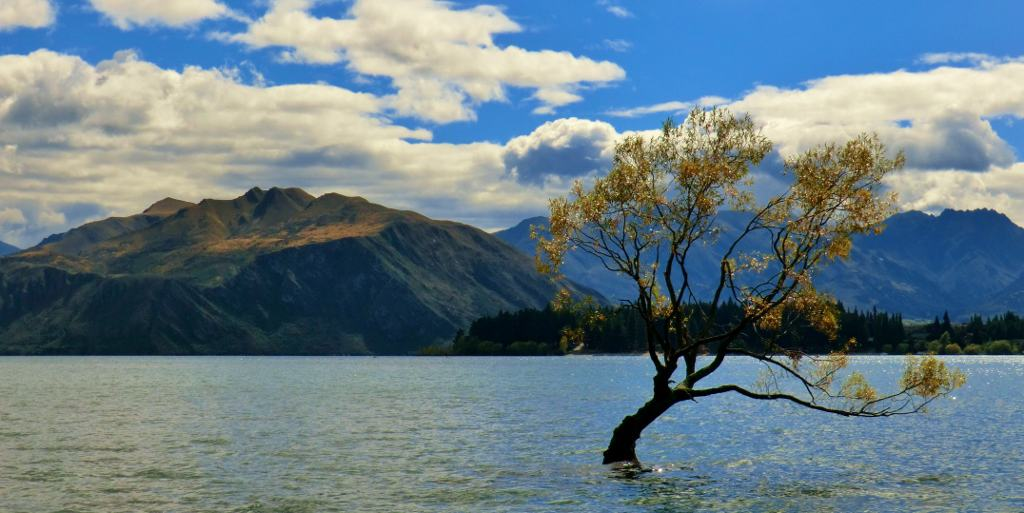 Lake Wanaka, New Zealand