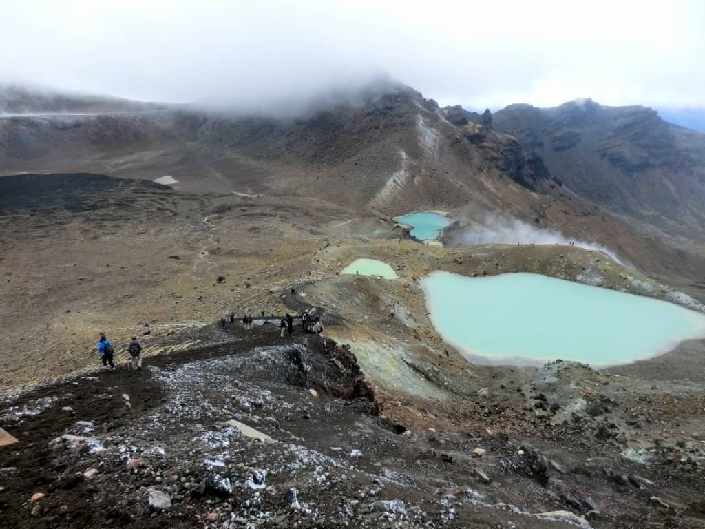 Tongariro Crossing New Zealand (12)
