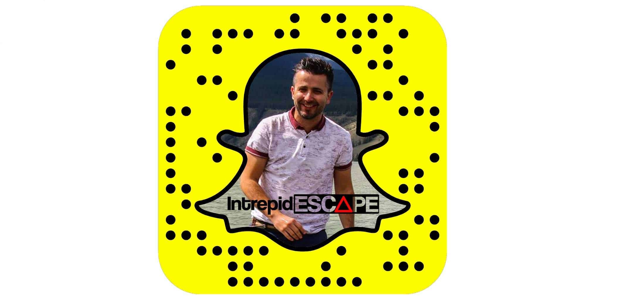 Snapchat Intrepid Escape2