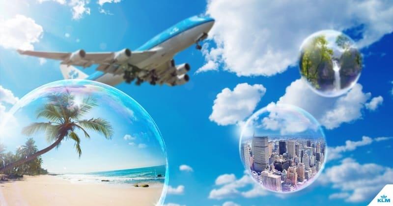 KLM Dream Deals - Intrepid Escape