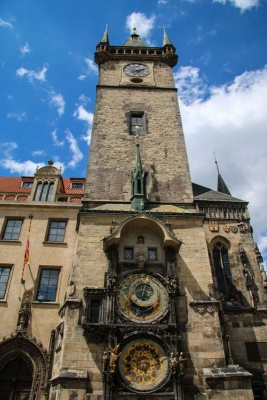Astronomical Clock - Intrepid Escape