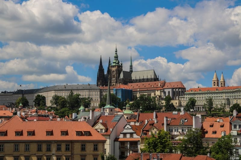 Prague Castle - Intrepid Escape