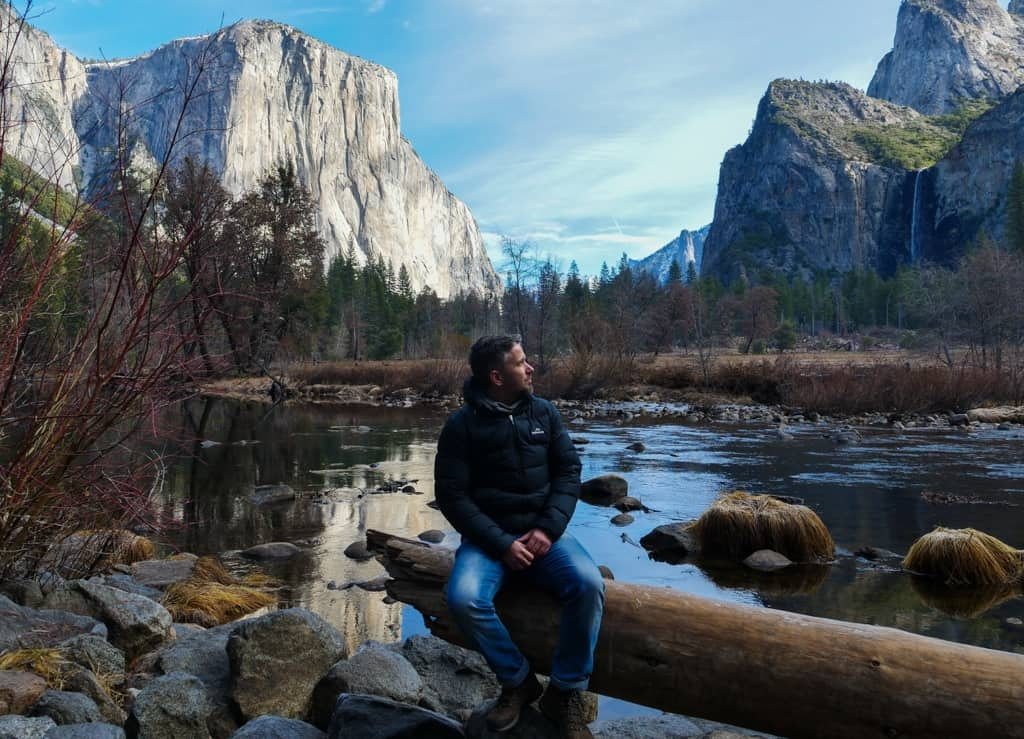 Valley View - Bucket List Road Trips: Driving from San Francisco to Mammoth Lakes