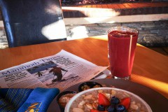 Rafters Diner - Bucket List Road Trips: Driving from San Francisco to Mammoth Lakes