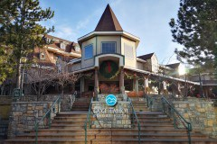 Lake Tahoe Resort Hotel - Bucket List Road Trips: Driving from San Francisco to Mammoth Lakes