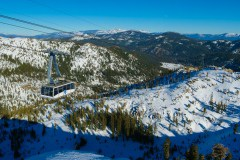 High Camp Squaw Valley - Bucket List Road Trips: Driving from San Francisco to Mammoth Lakes