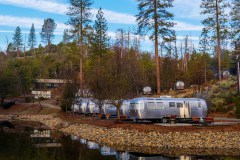 Autocamp Yosemite - Bucket List Road Trips: Driving from San Francisco to Mammoth Lakes