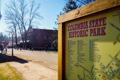 Columbia Historic Park - Bucket List Road Trips: Driving from San Francisco to Mammoth Lakes