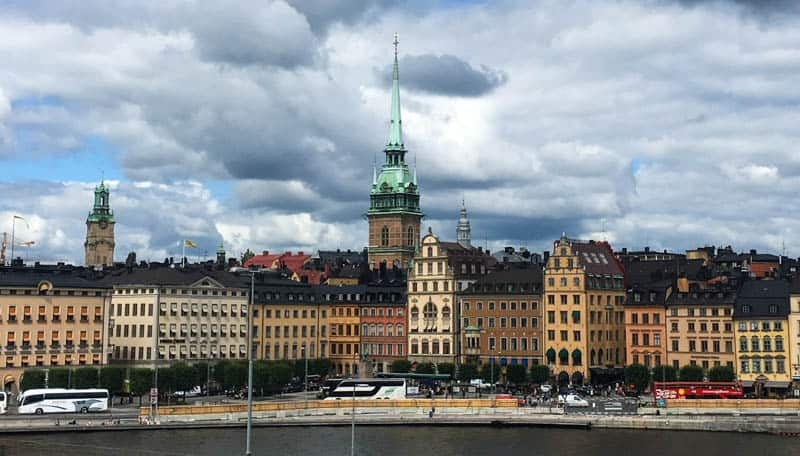 Run of the Month: Stockholm