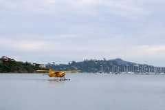 A Seaplane Tour of San Francisco: Sightseeing in California