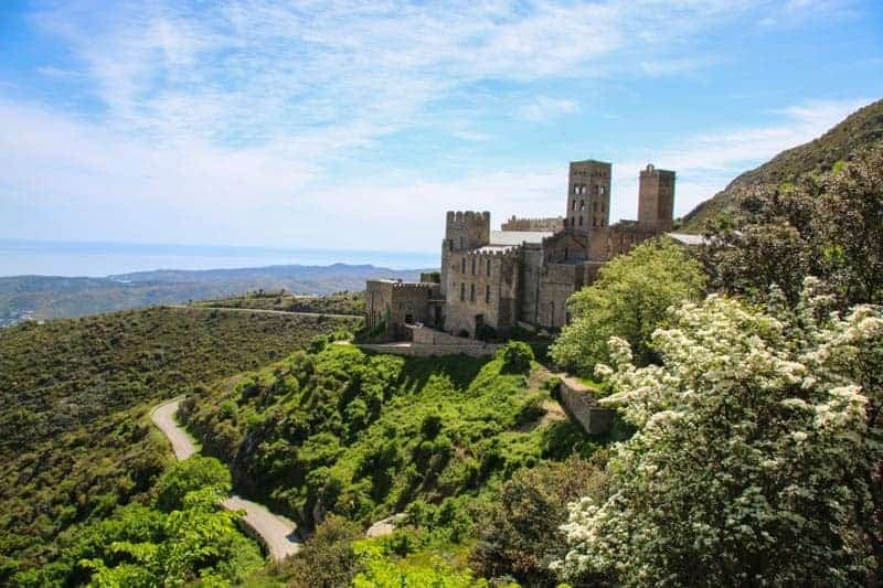 Sant Pere de Rhodes, Catalonia