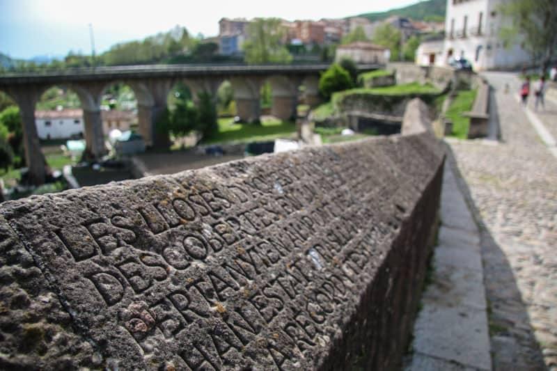 St Joan de les Abadesses, Catalonia
