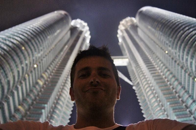 Magnum - Petronas Towers KL