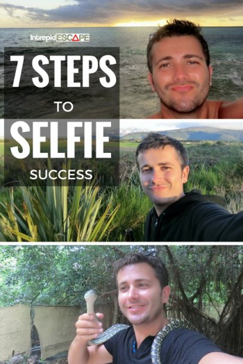 7 Steps to Selfie Success, Tips