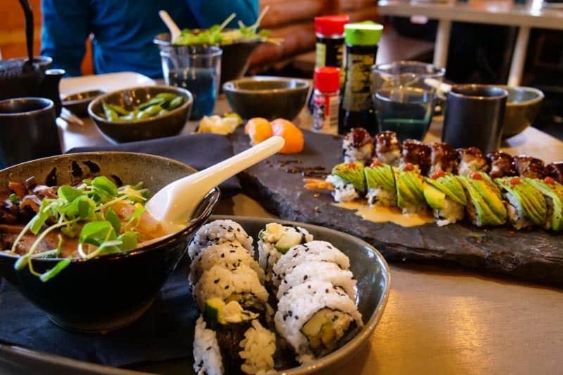 Kuma Yama Sushi - Intrepid Escape