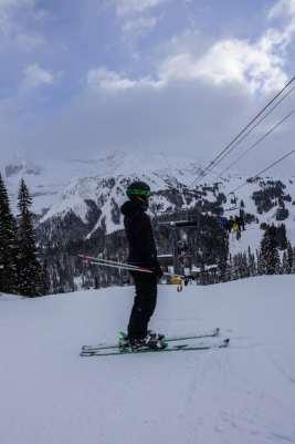 Banff Sunshine Village - Intrepid Escape