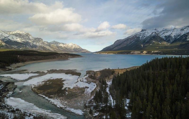 Intrepid Escape - Alberta winter road trip-4