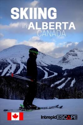 Skiing & Snowboarding in Alberta - Intrepid Escape