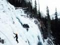 Ice Climbing Tangle Falls - Intrepid Escape