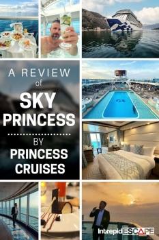 Sky Princess Review: Intrepid Escape