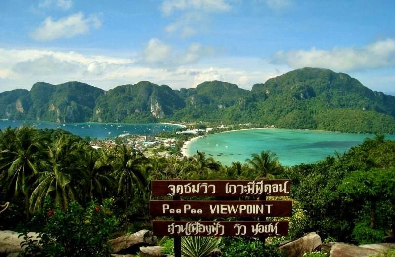 Phi Phi Don, Thailand - Intrepid Escape