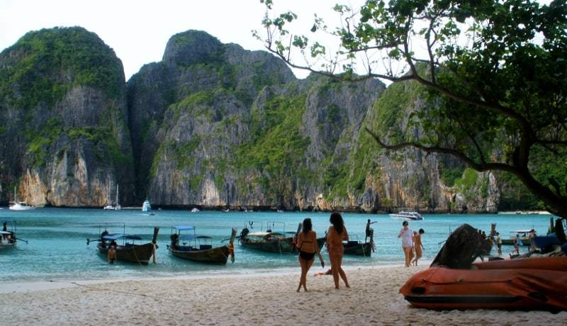 Maya Bay, Thailand - Intrepid Escape