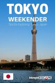 Tokyo Weekender: Tips for Exploring