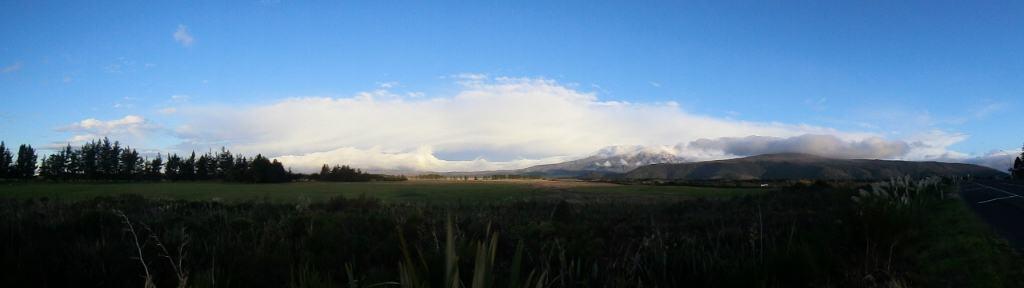 Tongariro Crossing, New Zealand