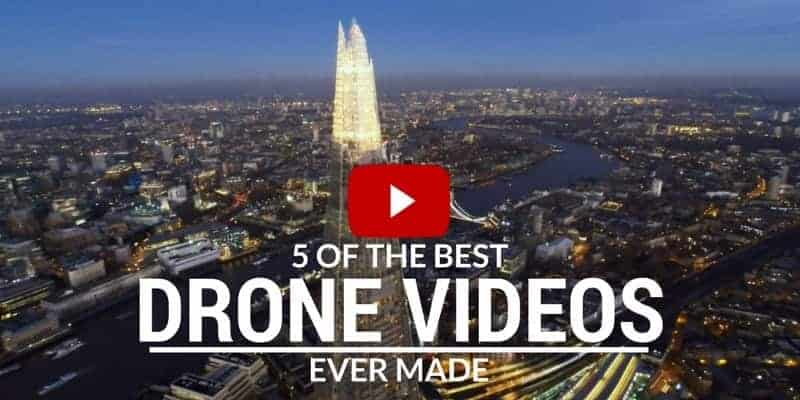 5 of THE BEST drone videos ever made!! #3 is incredible...