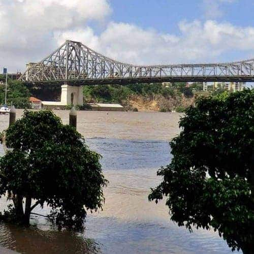 Australian Disaster Tour Brisbane Floods