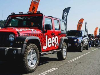 European Bike Week Jeep