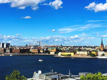 Run of the Month: Kungsholmen, Stockholm