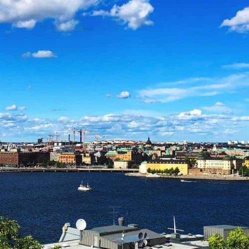 Run of the month Stockholm
