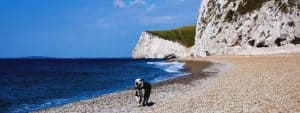 Camping in Dorset Jurassic Coast - Intrepid Escape