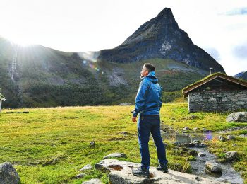 Exploring the Norwegian Fjords, with P&O Cruises