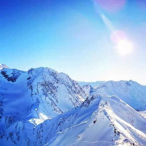 Doorstep Skiing Les Arcs 2000