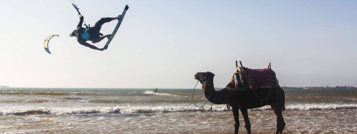 Kite-surfing Essaouira, Morocco KiteWorldWide - Intrepid Escape