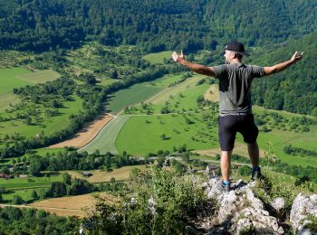 3 of Germany's best hiking trails, in Swabian Alb