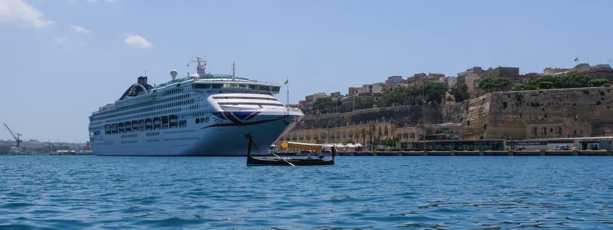 Greece P&O Cruises - Intrepid Escape