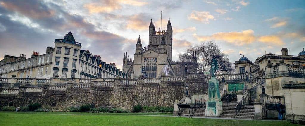 Bath Uncovered unique tips city guide - Intrepid Escape